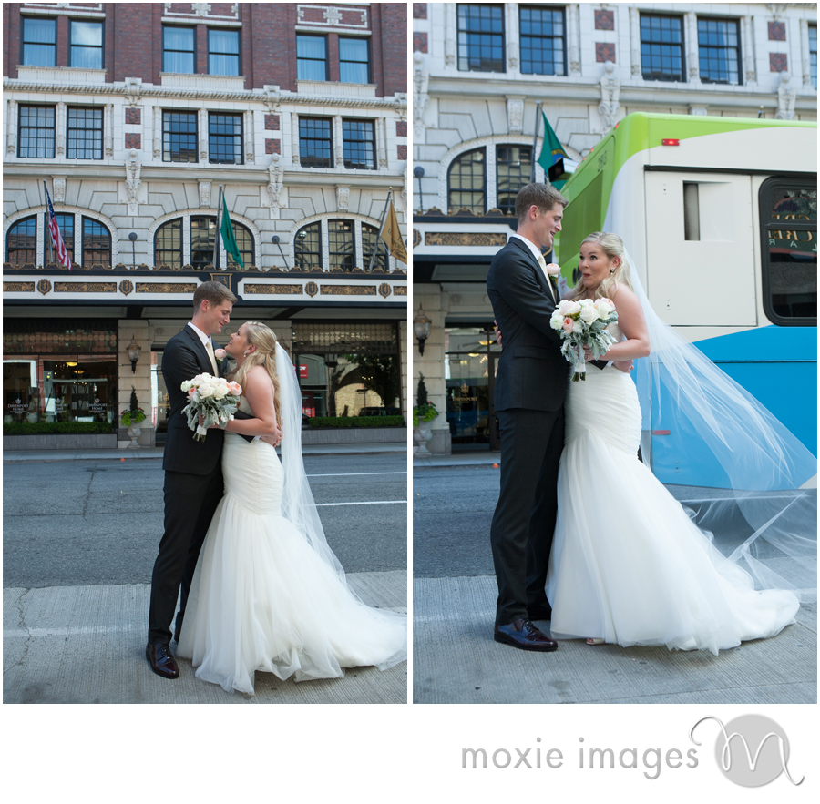 Spokane Davenport Wedding