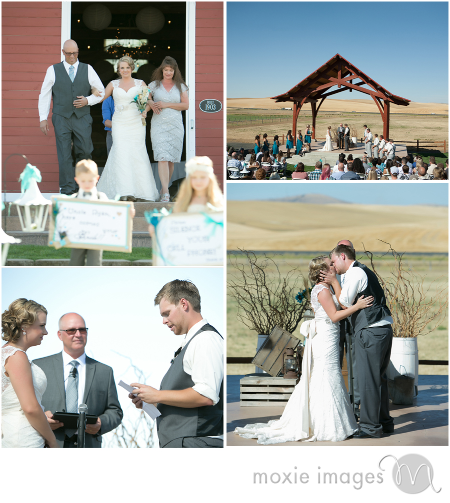 Red Barn Farms wedding