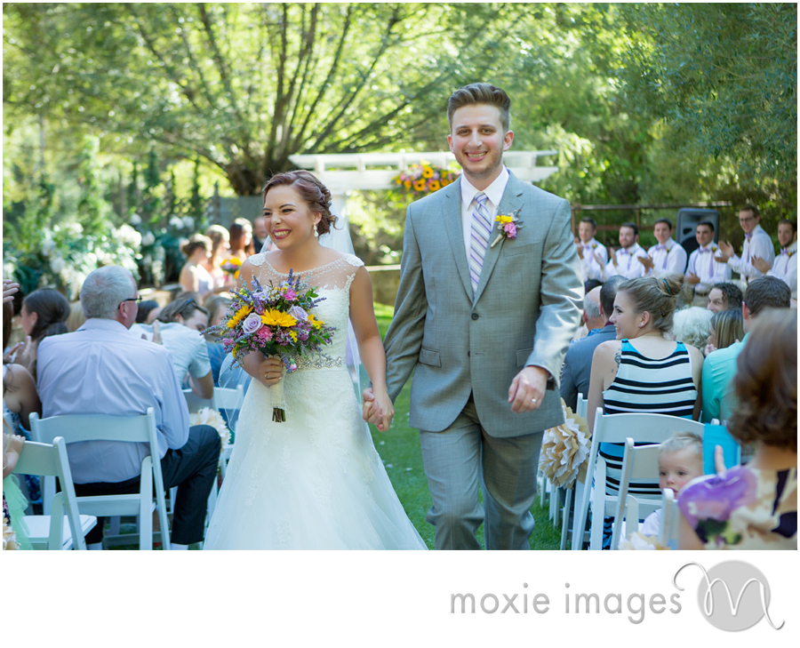 Commellini Estate wedding