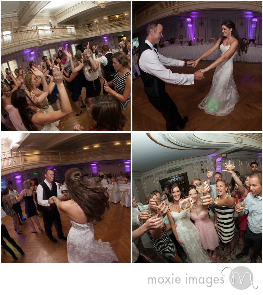Davenport Wedding Dancing Traks DJ Service