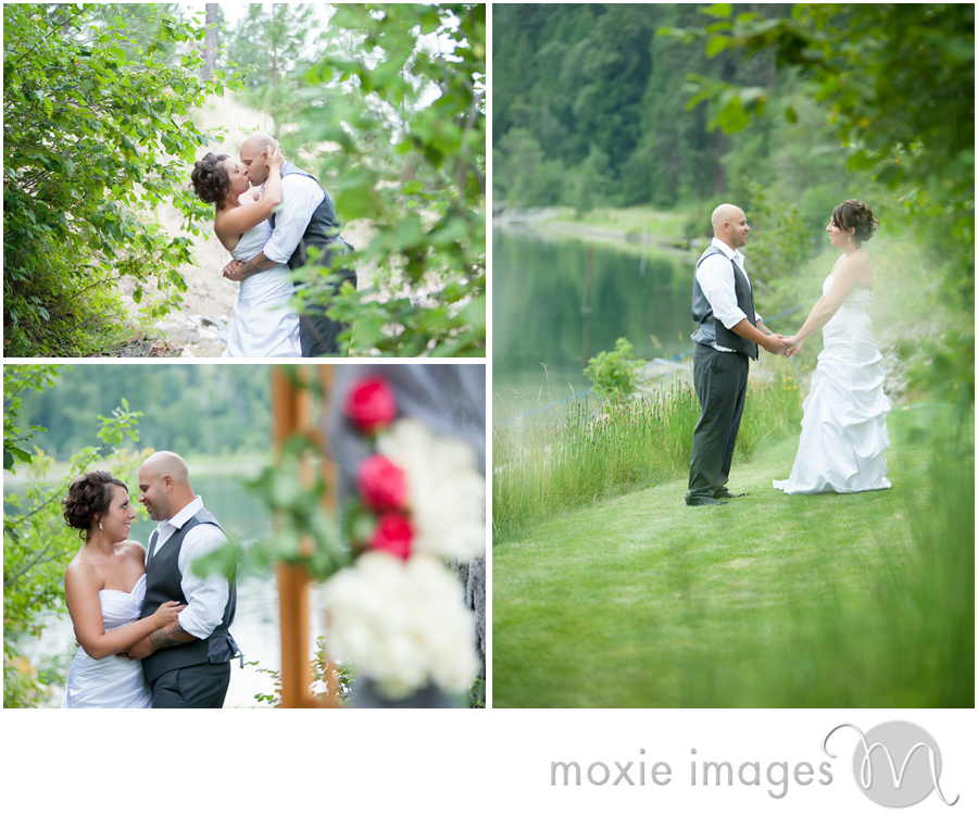 Ione, Washington wedding