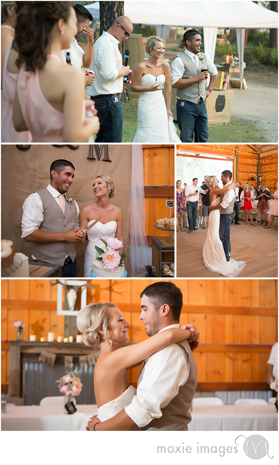 Grand Coulee WA wedding