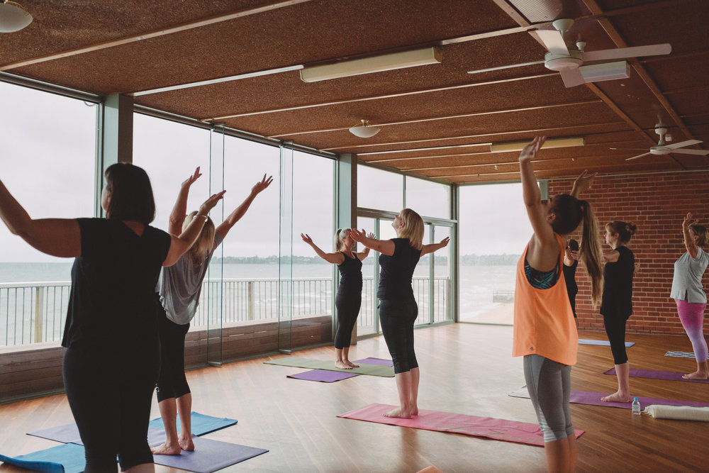 Copy of Yoga - a moving meditation
