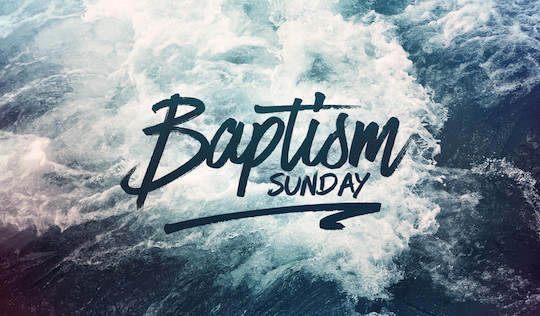Baptism @ OC - If you've made the decision to follow Jesus, you need to be baptized! Fill out this form to sign up for our next Baptism Sunday, July 14.