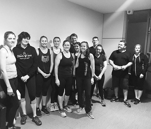Fantastic night with these #legends raising money for #suicidepreventionawareness @anytimefitnesscaboolture  Super proud of everyone and blessed to be a part of such and awesome #community  #reneebrownefitness #runforacause #realpeople #treadmill #realbravefierce #fitnessbribieisland