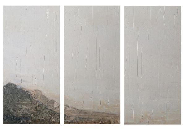 Land | 24x48 | oil on canvas