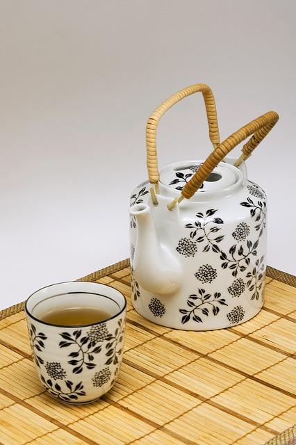 Green tea for longevity
