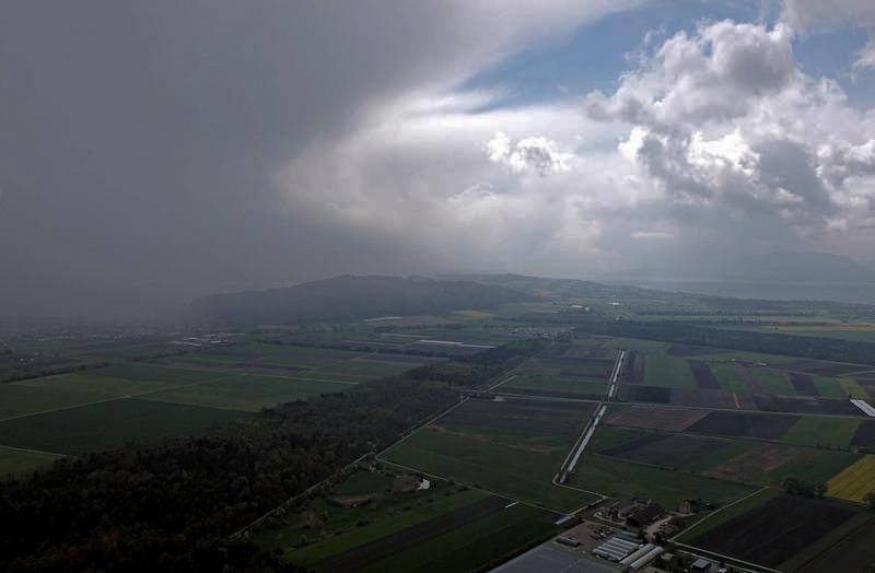 Wetterstation - LSTB (live Daten)