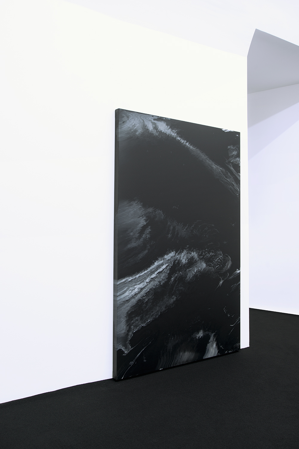 no.stereo - song no.1 - installation view    Paulo Arraiano