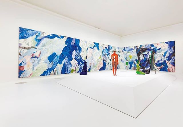 Donna Huanca At Belvedere Museum @belvederemuseum #belvederemuseum #donnahuanca #contemporaryart #nostereo #nostereocontemporary