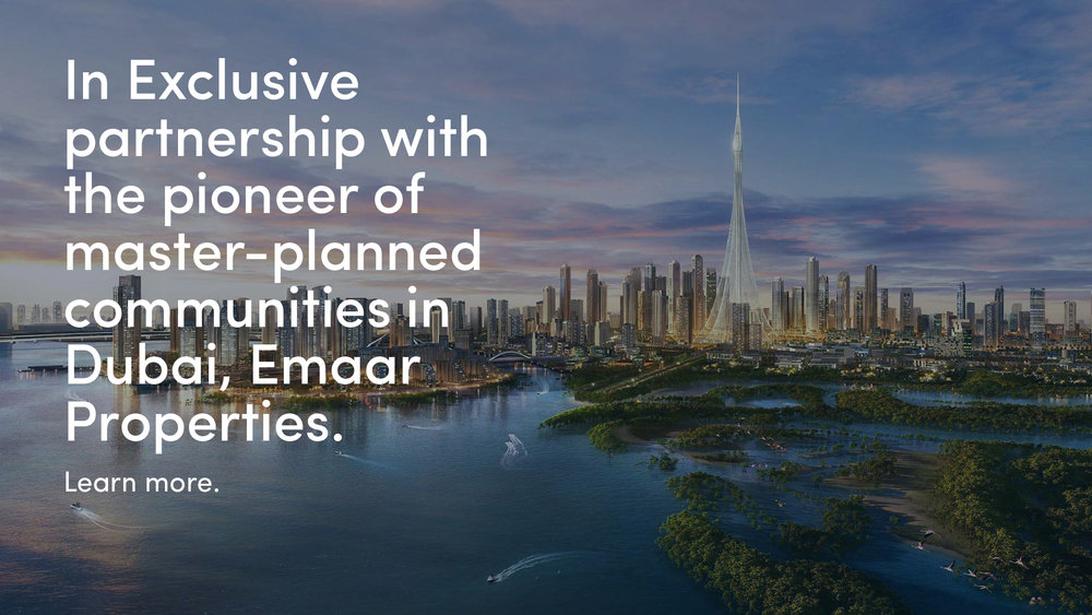Partnership with Emaar