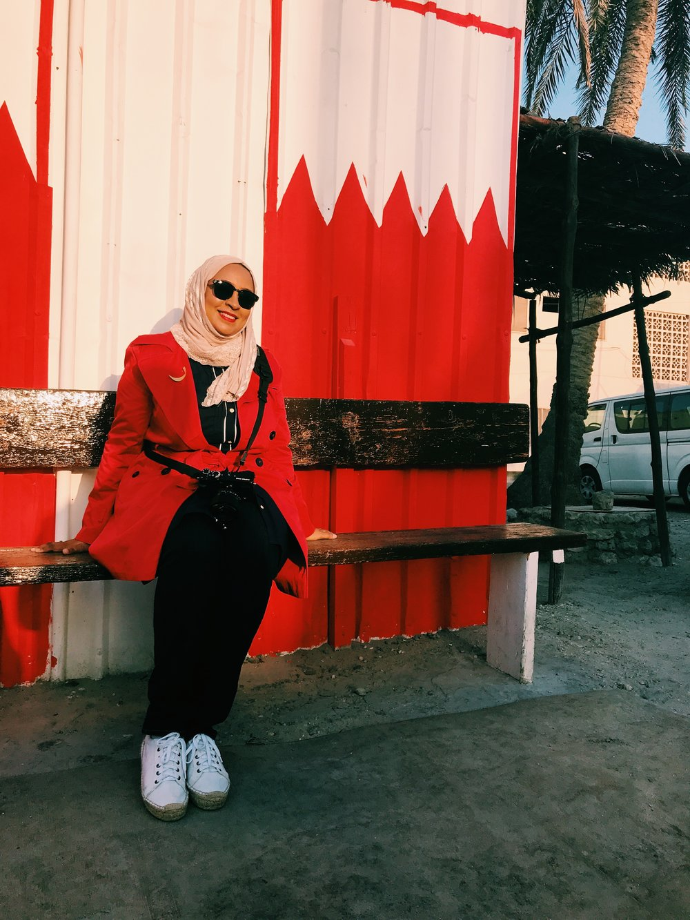 Who is Rasha ? - Born and raised in Muharraq Bahrain, Rasha Yousif is passionate about documentary and travel photography focusing on culture, architecture and traditional ways of living. Capturing moving objects or vibrant colours are what keep her photos alive. Rasha carefully chooses her travel expeditions to showcase less travelled cultural destinations through her lens. Coming from a purely Finance background, colours and creativity are what keeps Rasha going and every day is a battle between her left and right brain!