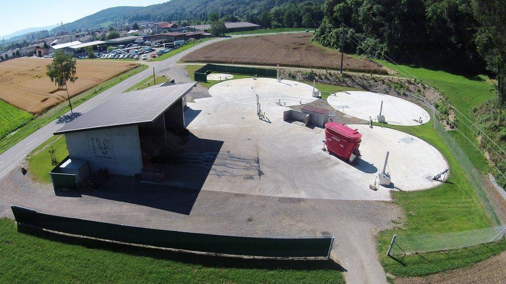 Biogasanlage Müller Unterbuck Thayngen Seiler GmbH Wärmeverbund Ökostrom Ökowärme Erneuerbare Energie