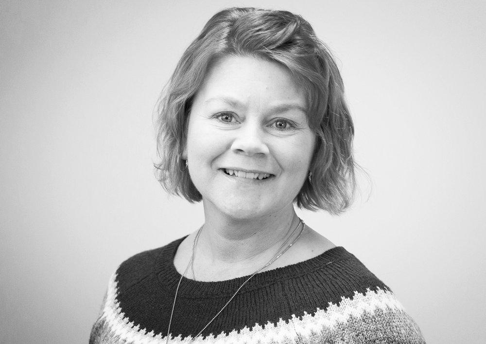 Heidi Nyhus Fleischer Daglig leder, sportslig ansvarlig og hovedtrener konkurranseturn kvinner