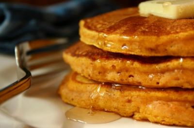 Delicious Pumpkin Pancakes