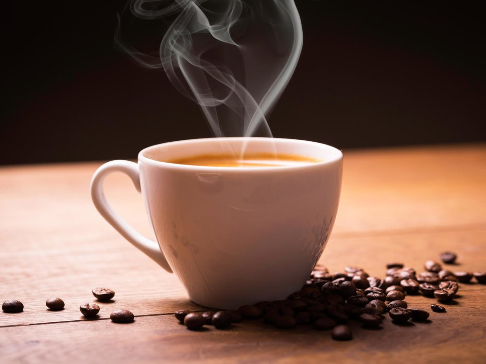 What are the health benefits of coffee?