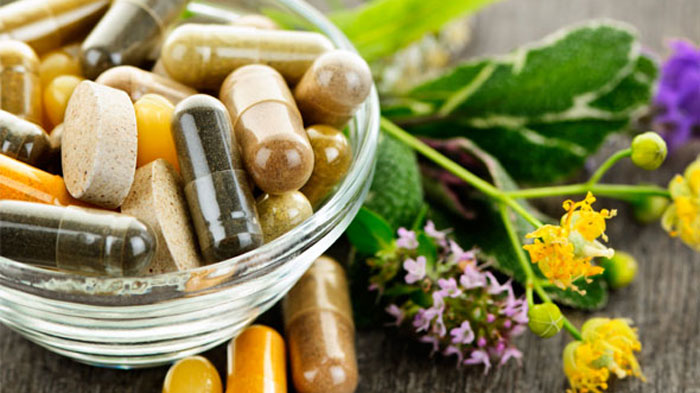4. Take a digestive enzyme supplement.