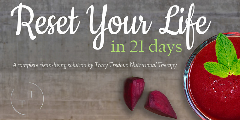 Reset Your Life in 21 Days - Over the course of 3 weeks, you will work on supporting your mind, body and soul to get your whole life back on track. This programme is perfect for anyone who is really serious about making a change.Sign up for £449