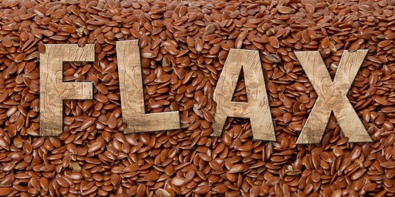 2. Flax Seeds