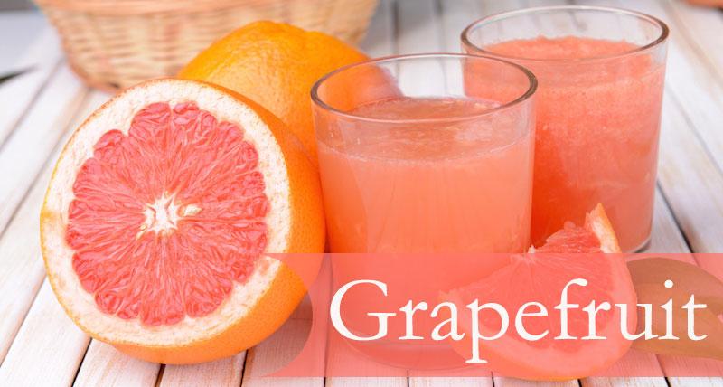 5. Grapefruit