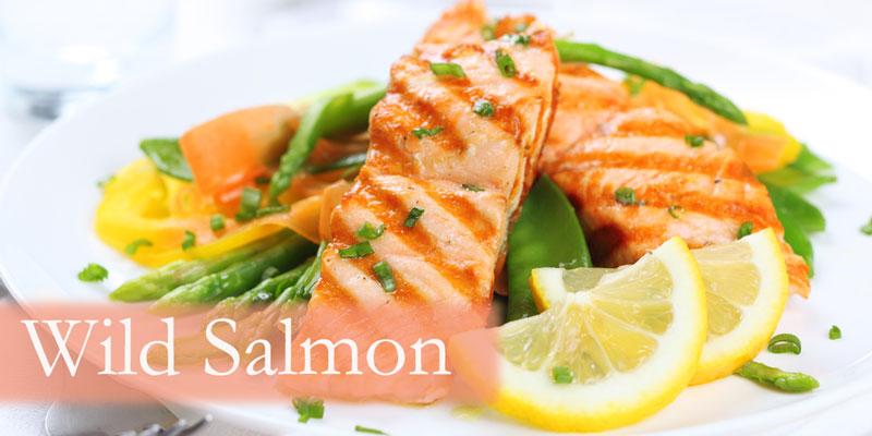 6. Wild Salmon