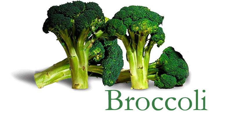8. Broccoli