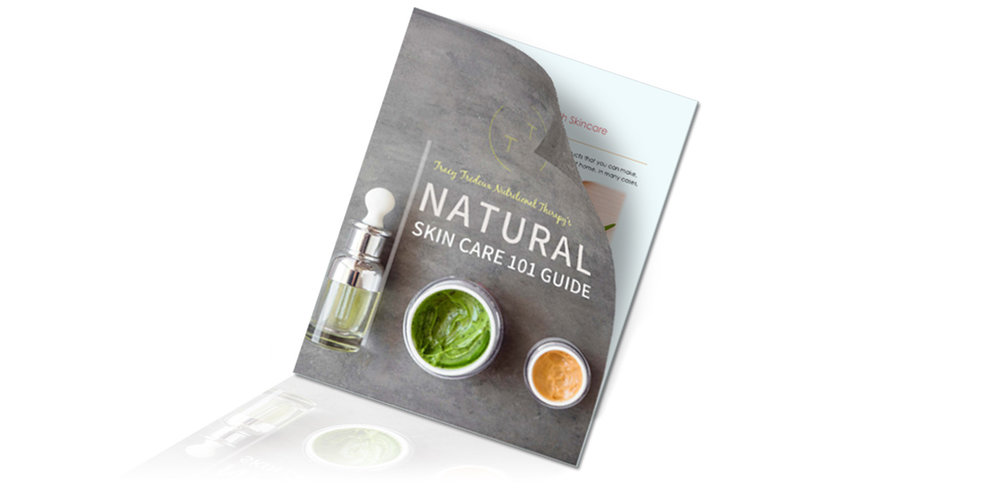 Natural Skin Care 101 - Taking good care of your skin is essential on many levels. It will increase your confidence, ensure your skin is healthy for many years, help with healthy aging, and reduce dryness, irritation, and other effects of improper skincare. Read this free guide to learn all about natural skincareand how it can transform your skin.