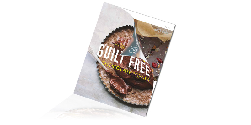 10 Guilt-Free Chocolate Treats - Most of us love to treat ourselves with chocolate from time to time, but that post-treat regret can really spoil our enjoyment. Many people don't realise that dark chocolate actually has a lot of health benefits. These recipes are guaranteed guilt-free so please enjoy at your pleasure!