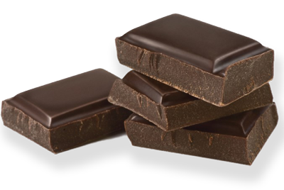 dark chocolate is a healthy nutritious source of iron
