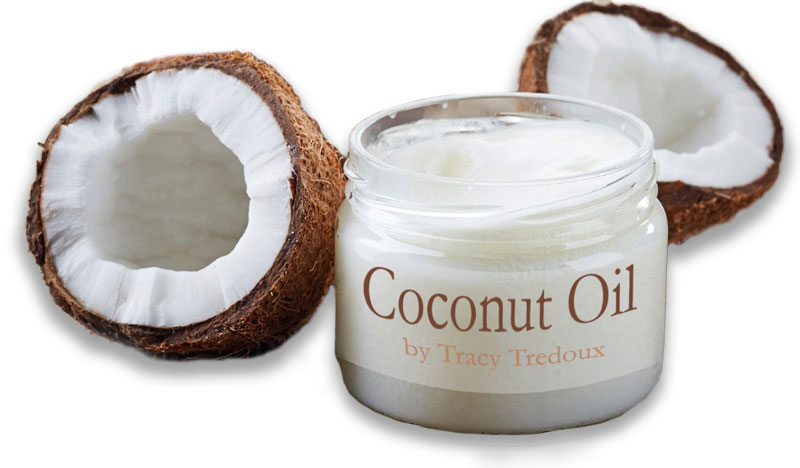 coconut oil is an excellent source of ketones