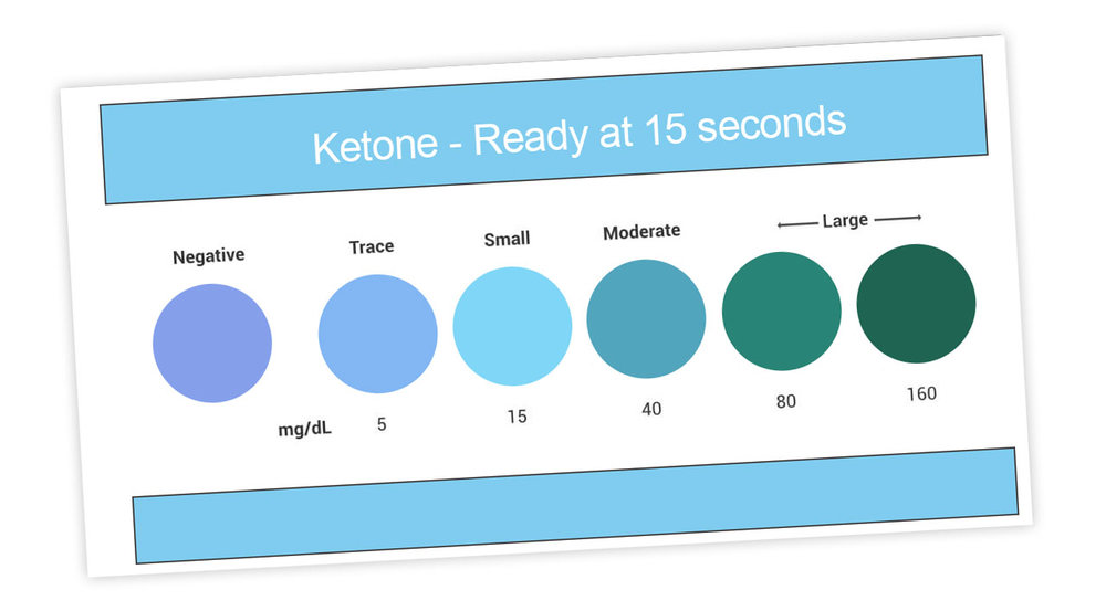 a simple urine test will let you know whether you are in a state of ketosis