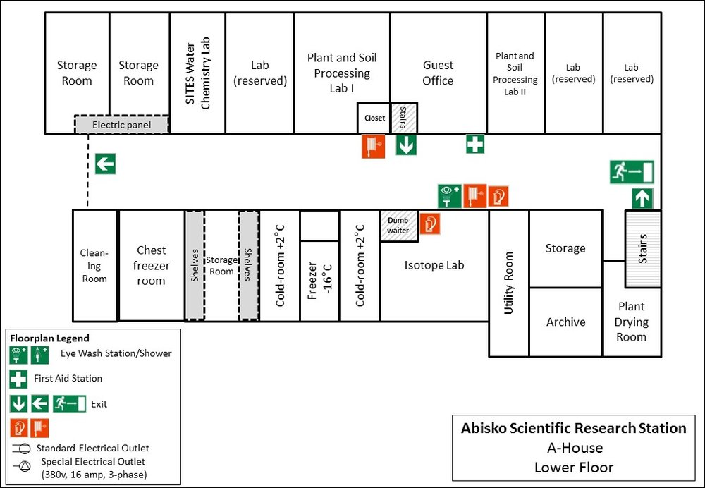 ANS Laboratory Map A-House Lower Floor.JPG