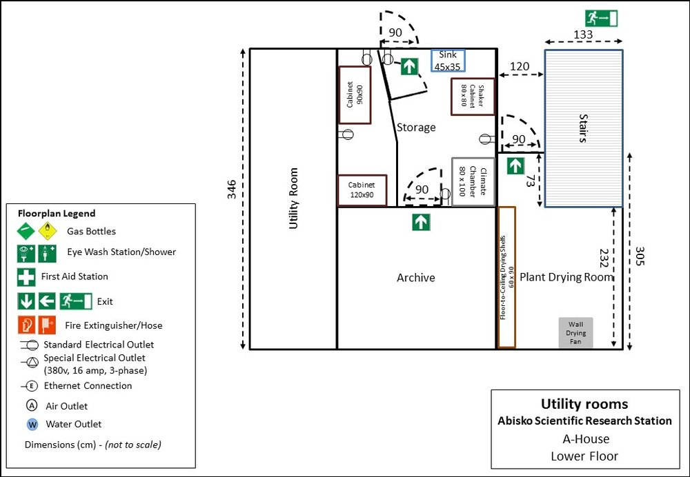 ANS Laboratory Map Utility Rooms.JPG