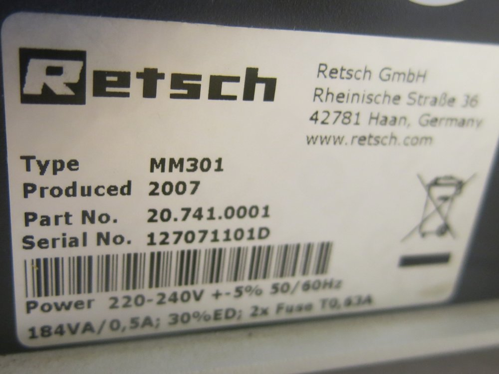 Retsch MM301_03.JPG