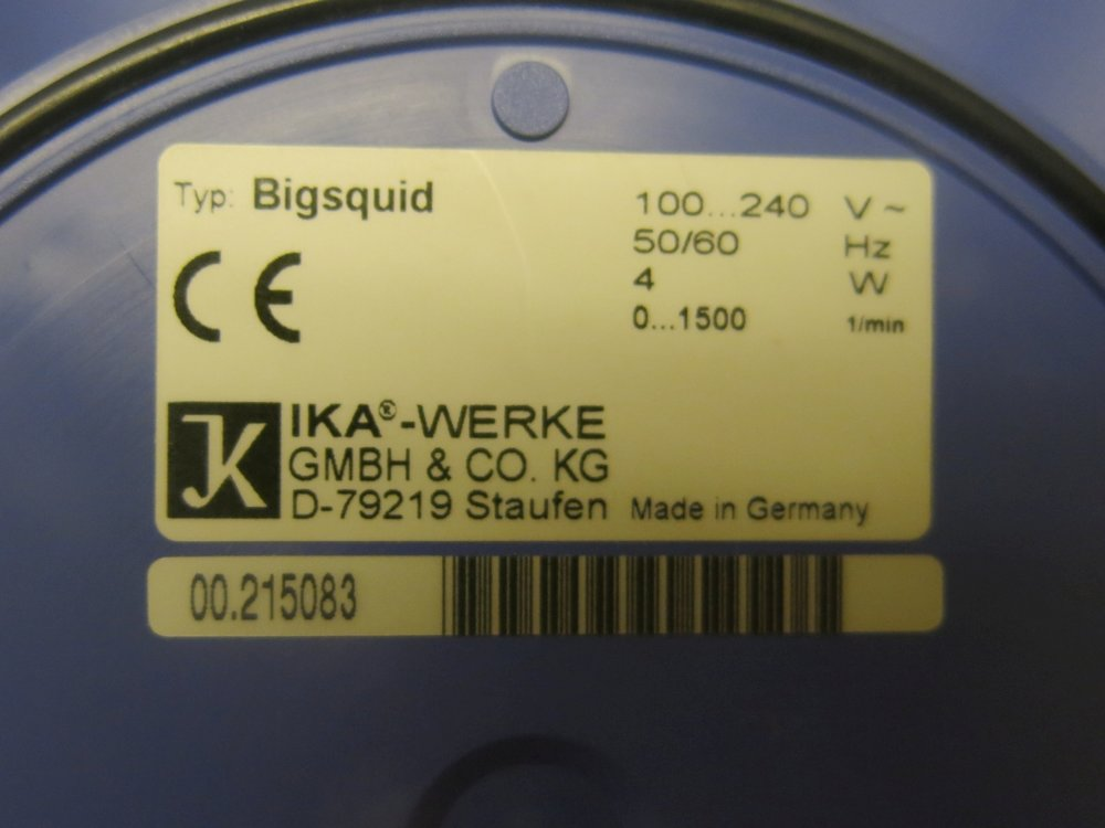 IKA Big Squid magnetic stirrer_05.JPG