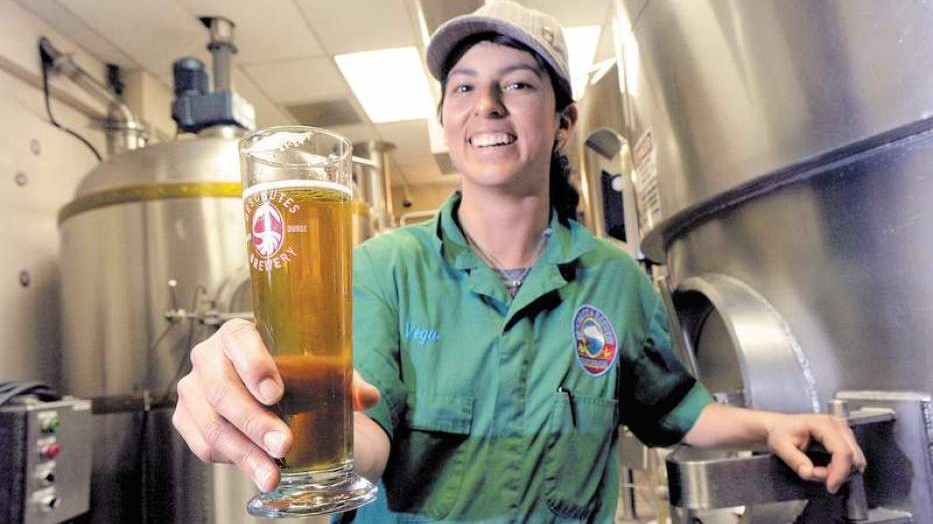 Veronica Vega of Deschutes. Source:   Bend Bulletin