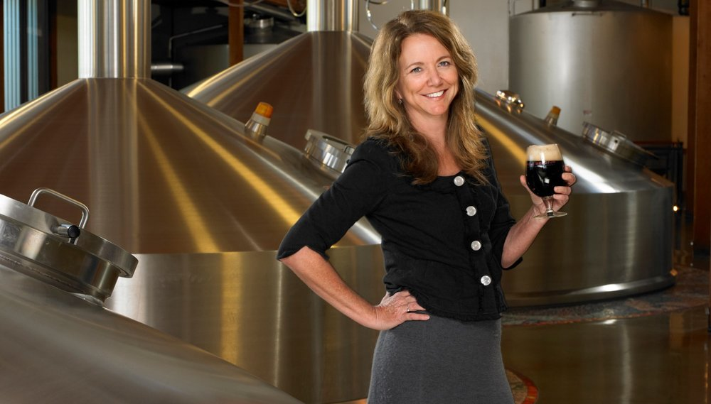 Kim Jordan, co-founder and former CEO of New Belgium