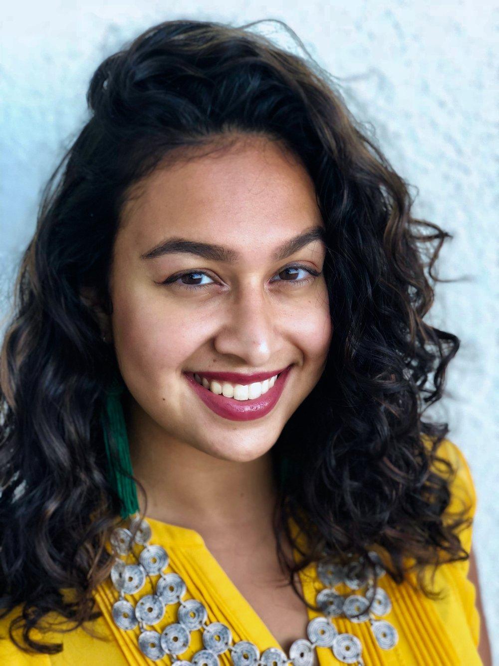 Jasmine Rashid