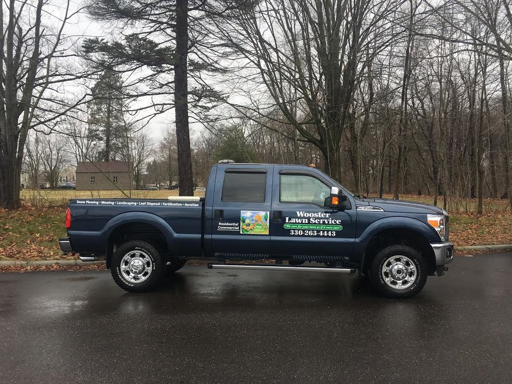 Landscaping in Wooster Ohio