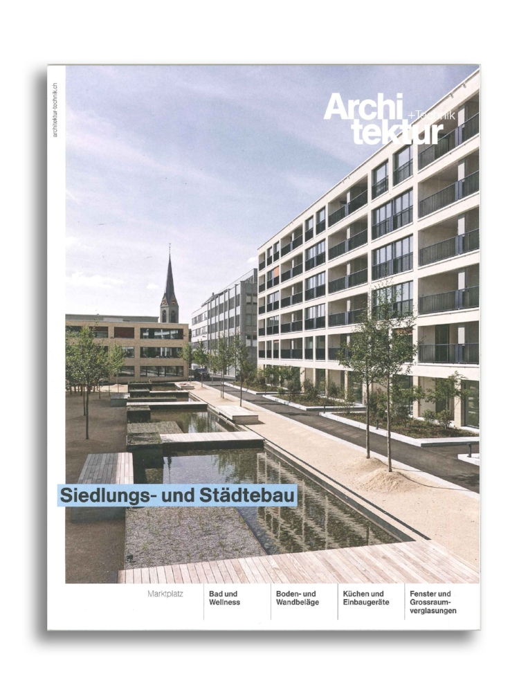 ARCHITEKTUR + TECHNIK I 1216