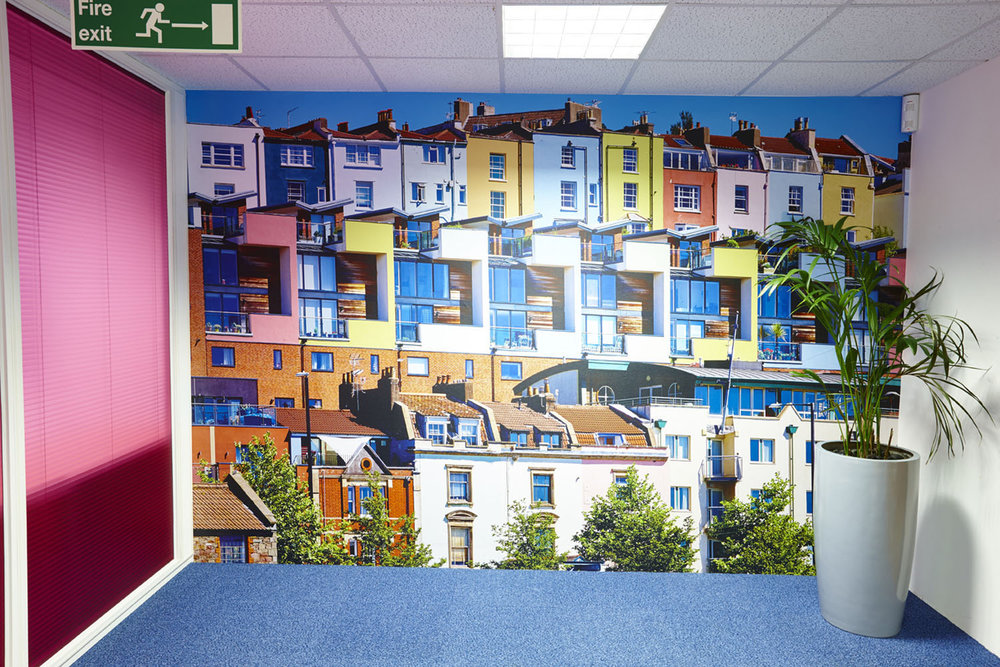 Corporate Wall Art