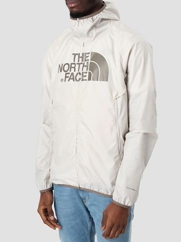 Drew Peak Windwall Jacket Rainy Day Ivory T92WARNXX  €89,95