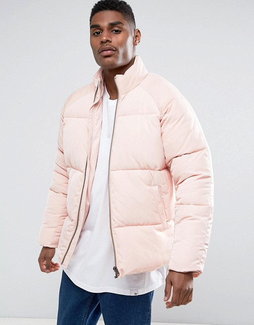 Puffer Jacket in Pink €67.00