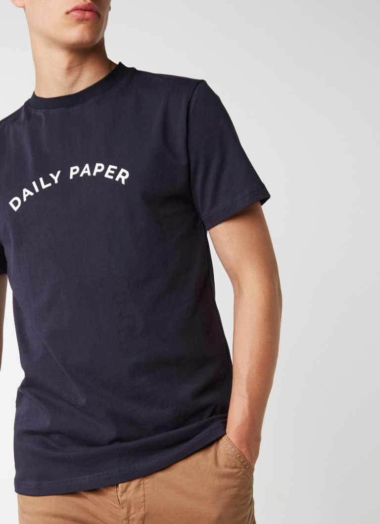 Daily Paper Logo Tee €50.00