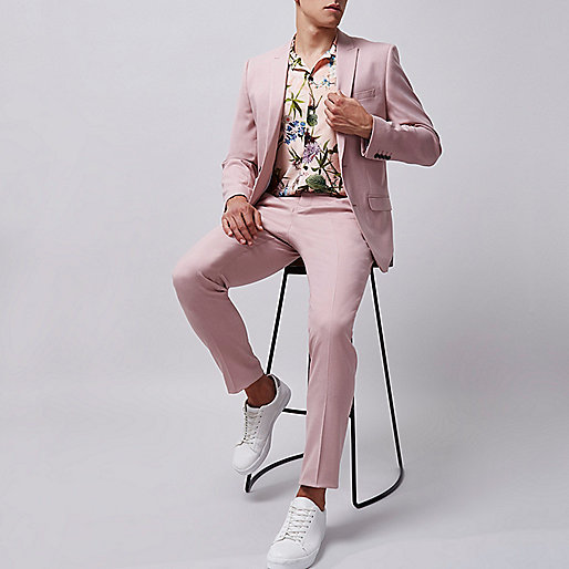 Casual Pink Suit Was €150.00 now €90.00