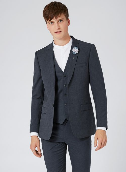 Slick Suit in Navy From € 170.00 now € 120.00