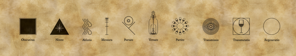 Prelude and nine movements of the Ritual of the Way of wine.