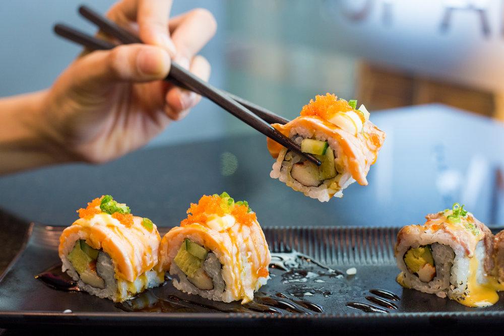 ¡No lo hacemos bien! ¿Sabes cómo se debe comer correctamente el sushi?