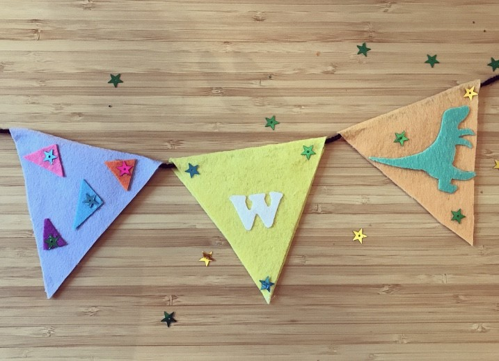 February Holiday Craft Club with Crafty Bear Club - Tuesday 12th February, 1.30-4.30pm.Join the lovely ladies from Crafty Bear Club to make some gorgeous personalised bunting to decorate your bedroom. £4 for 1 child or £6 for 2 children. Please call the cafe to book a space, we may be able to accept children with no booking on the day but we cannot guarantee.