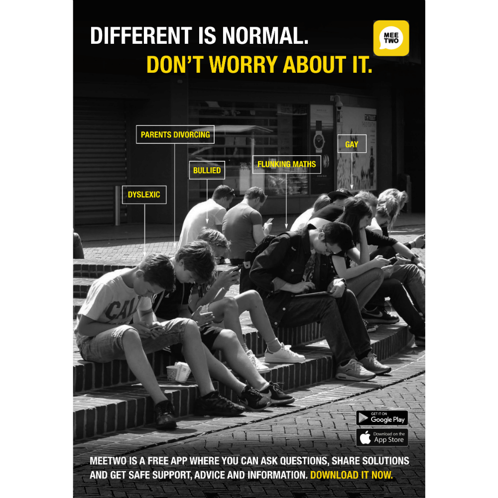 Different Is Normal Poster